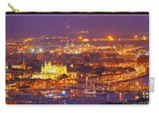 Aerial View Of Palma Of Majorca Carry-all Pouch