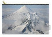 Aerial View Of Shishaldin Volcano Carry-all Pouch