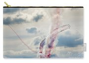Aerobatic Group Formation  At Blue Sky Carry-all Pouch