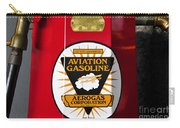 Aerogas Red Pump Carry-all Pouch