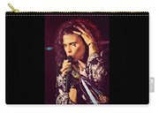 Aerosmith-94-steven-1192 Carry-all Pouch