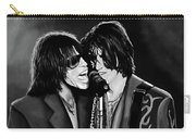 Aerosmith Toxic Twins Mixed Media Carry-all Pouch