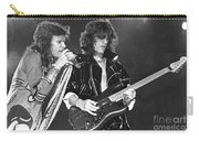 Aerosmith Tyler And Perry Carry-all Pouch