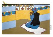 Afghan Mosque Carry-all Pouch