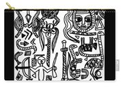 Africa Mia Carry-all Pouch