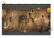 Africa No 02 Carry-all Pouch