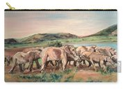 Africa Carry-all Pouch by Rosemary Kavanagh