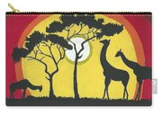 Africa#1 Carry-all Pouch