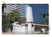 African American History Monument Carry-all Pouch