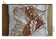 African Angel - Tile Carry-all Pouch