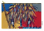 African Beauty 2 Carry-all Pouch
