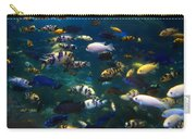 African Cichlids 2 Carry-all Pouch