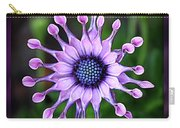 African Daisy - Hdr Carry-all Pouch