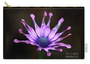 African Daisy Portrait Carry-all Pouch
