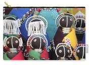 African Dolls Carry-all Pouch