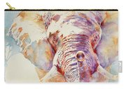 African Elephant _ The Governor Carry-all Pouch
