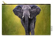 African Elephant Carry-all Pouch