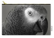 African Gray Carry-all Pouch