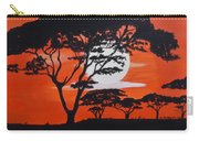 African Heat Carry-all Pouch