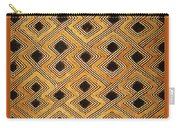 African Kuba Design Carry-all Pouch