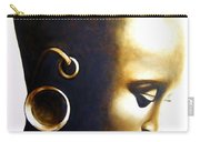 African Lady - Original Artwork Carry-all Pouch