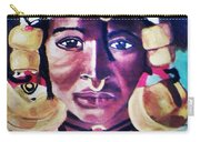 African Queen Carry-all Pouch