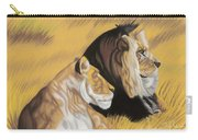 African Royalty Carry-all Pouch