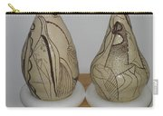 African Terracotta Goulds - View One Carry-all Pouch