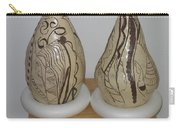 African Terracotta Gourds - View Two Carry-all Pouch