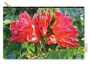 African Tulip Flower #2 Carry-all Pouch