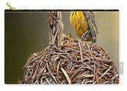 Weaver Nest Carry-all Pouch