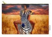 Afrikkan Princess  Carry-all Pouch