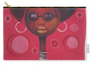 Afro American Women Carry-all Pouch
