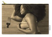 Afro Pic Carry-all Pouch