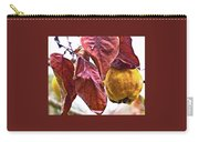 After Rain - Fall In Mendocino Orchard Carry-all Pouch