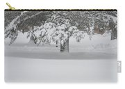 After The Blizzard Carry-all Pouch