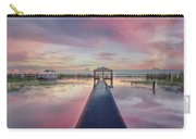 After The Rain Sunrise Painting Carry-all Pouch