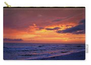 After The Sunset Carry-all Pouch by Sandy Keeton