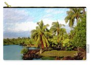 Afternoon At Mauna Lani Hawaii Carry-all Pouch