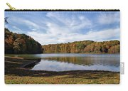 Afternoon At The Lake Carry-all Pouch by Sandy Keeton
