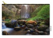 Afternoon Delight At Upper Bridal Veil Falls Carry-all Pouch