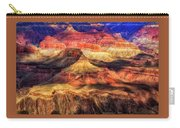 Afternoon Light At Mather Point, Grand Canyon Carry-all Pouch