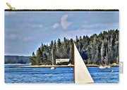 Afternoon Sail Carry-all Pouch