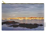 Afternoon Sun On Marblehead Neck Carry-all Pouch
