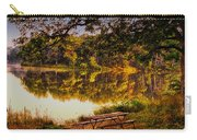 Afternoon View Argyle Lake Illinois Carry-all Pouch
