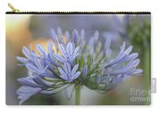 Agapanthus Africanus - Lily Of The Nile 2 Carry-all Pouch