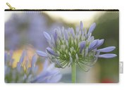 Agapanthus Africanus - Lily Of The Nile Carry-all Pouch