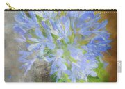 Agapanthus I Carry-all Pouch