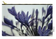 Agapanthus - Love Flower -2  Carry-all Pouch