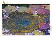 Agape Gardens Autumn Waterfeature Carry-all Pouch